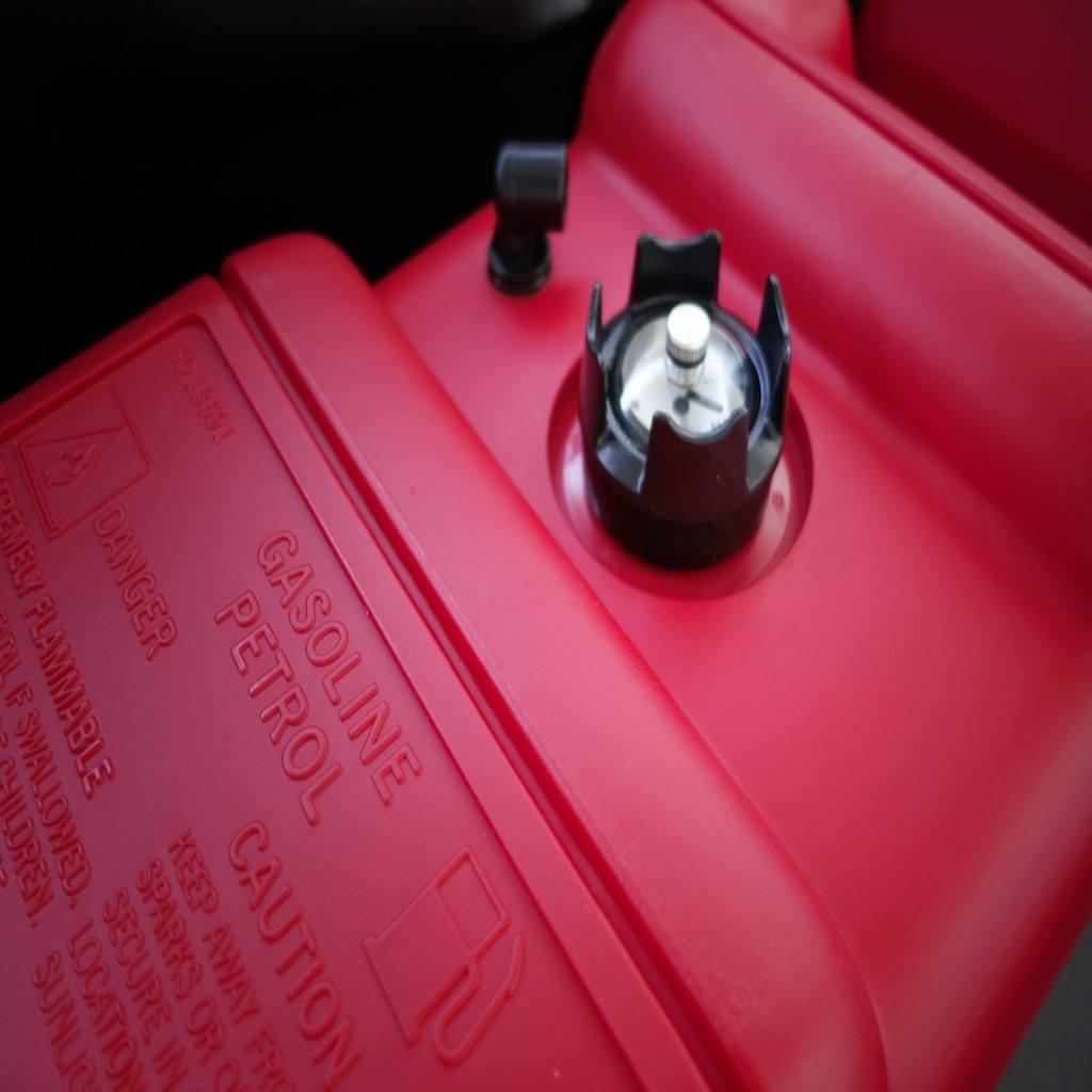 Spare fuel tanks